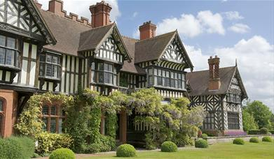 The National Trust's Wightwick Manor and Gardens
