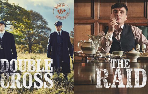 Escape Live Peaky Blinders